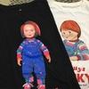 チャイルドプレイのチャッキーちゃんTシャツはいかがなものか。