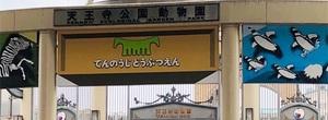 天王寺動物園にはゾウやパンダはいないよ!