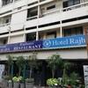 インドのボパールで泊まった「Hotel Rajhans」