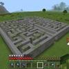 【マイクラ】スポナーのあるダンジョンを壊して迷宮を作る方法!! #34