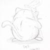 やりたいことをやる。30日間、毎日カリン様を描きます。