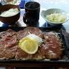 【長崎名物】佐世保市『時代屋』で頂くレモンステーキ!ゴクゴク飲める爽やかな肉汁に舌鼓みを打て!