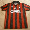 ユニフォーム 495枚目 ACミラン 1994-1995シーズン ホーム用 半袖