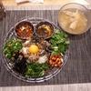 【ナッラマナム】堺筋本町で混ぜておいしいスパイス料理を頂く!辛みとしびれの白黒坦々和え飯!