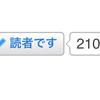【はてなブログ】読者登録数200人突破!ありがとうございます!