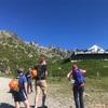 シャモニーでハイキング、4日目、ブレヴォン