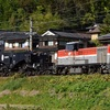 第1047列車 「 回4-2 シキ800形(B梁)の返却回送を狙う 2019・秋 伯備線紀行その3 」