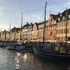 乗り継ぎの3時間でちょこっとコペンハーゲン観光!