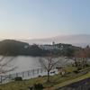 亀山ダムは終了