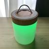 【Bostar】6色に光るLEDテーブルランプを買ってみた【USB充電】