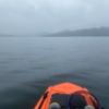 足漕ぎカヤック1回目:初回で引退を考える