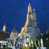 夜のワットアルンはここから見よう!川沿いレストランなどおすすめの場所【タイ・バンコク】