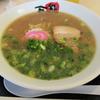 和歌山ラーメン 口熊野食堂でランチ