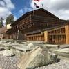 カナダジャスパー木製の家 #31