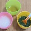 離乳食中期(7ヶ月)☆メニュー『野菜たっぷりポタージュ(ほうれん草プラス)』麦茶が苦手な娘…どうしたら好きなるかな?