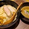 【麺屋 周郷@新橋】和食を研究した店主の超高圧・高温で炊いた濃厚スープが美味しいつけ麺