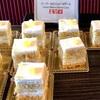 女子会におすすめ♪1個1500円メロンケーキが食べ放題っ!夢の3800円のエクストラケーキ登場ーー!!