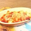 うずらとベーコンのトマトチーズ焼き!(動画あり)
