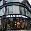 クマがいない(泣)新コンセプト?のMaan Coffee(団結湖店)