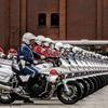 神奈川県警察 春の全国交通安全運動出発式 2018