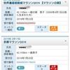 京都マラソン抽選結果発表
