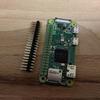 Raspberry Pi Zero Wのセットアップ