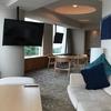 グランドプリンスホテル広島のクラブフロアのスイートルームに宿泊!充実のクラブラウンジ