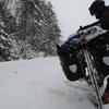 北海道冬期ツーリング①