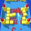 【アプリ】超シンプルな玉転がし/『Color Bump 3D』