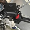 2016/10/13,19  CBのETC車載器修理とオイル交換(`・ω・´)σ