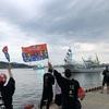 サンマ漁船、9隻出港