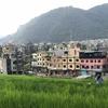 学校に行けない子供達の家を訪問 (Nepal)