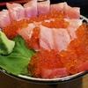 【立川モンロー】マグロ12枚がこんにちは!キラキラいくらと共に海鮮マシマシ!