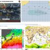 【台風情報】インド洋に(TC07B『GAJA』・TC04S)と2つの台風のたまごが存在!米軍・ヨーロッパ中期予報センターの進路予想では今のところ『越境台風』とはならず、台風28号とはならない見込み!