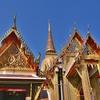 「ワット ラーチャボピットサティット マハーシマーラーム」~バンコク3大寺院の近くの必見寺院!!
