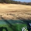 今日は久しぶりにゴルフの練習をしました。