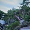 【静岡県】城ケ崎海岸と門脇吊橋【ドライブ2回目】