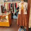 50s  vintage スカート♡