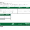 本日の株式トレード報告R1,09,04