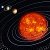 太陽系の公転