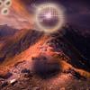 UFOが活火山から出てくるのが記録される