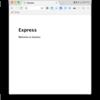 フロントエンドエンジニアがさくらVPS で Ubuntu + Nginx + Node.js + Express + webpackの環境を整えるまでの道のり - その3 - Expressの導入とwebpackを入れる決意を固めるまで 😎