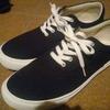 久しぶりに靴を買った