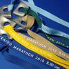 「北海道マラソン」完走メダルがニューデザインに!