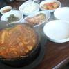 韓国 ソウル近郊の絶品キノコたっぷりのキノコ鍋