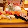 築地でのお寿司