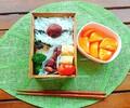 【お弁当】ほっけの京粕漬け焼き弁当 20190214