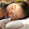 沖縄の民謡使って寝かしつけ