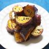 焼き芋で作るホクホク大学芋のレシピ