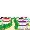 所有者不明の土地!都市部で6.6%、地方で26.6%(初の実態調査公表・法務省)